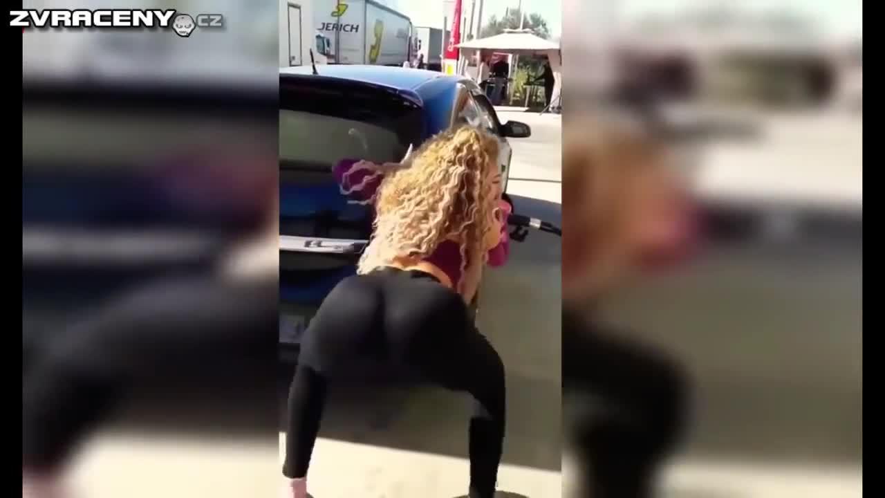 sex video cz blondýna